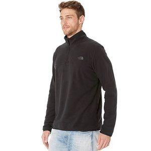 HP*North Face Glacier 1/4 Zip Pullover Jacket SZ L